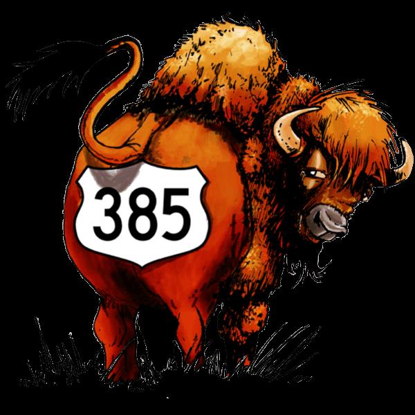 High Five 385 Buffalo