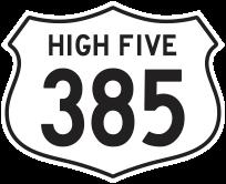 High Five 385