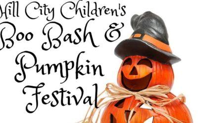 Hill City Children's Boo Bash & Pumpkin Festival