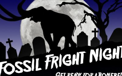 FOSSIL FRIGHT NIGHT AT THE MAMMOTH SITE